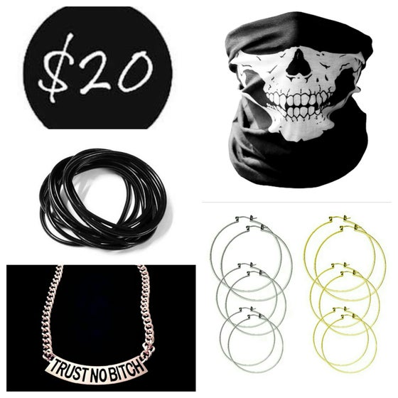 Image of Accessories Set