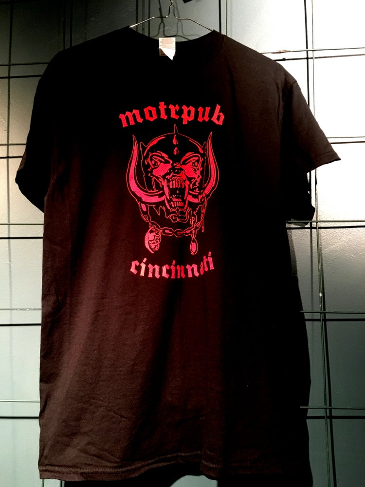 "Image of MOTR ""Head"" Shirt"