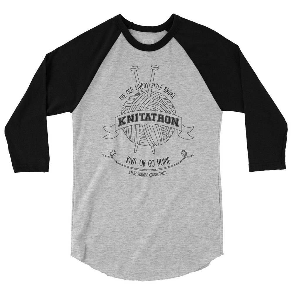 Image of Knit-A-Thon Tee