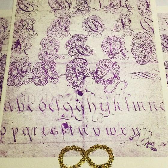 Image of Eternal Calligraphy