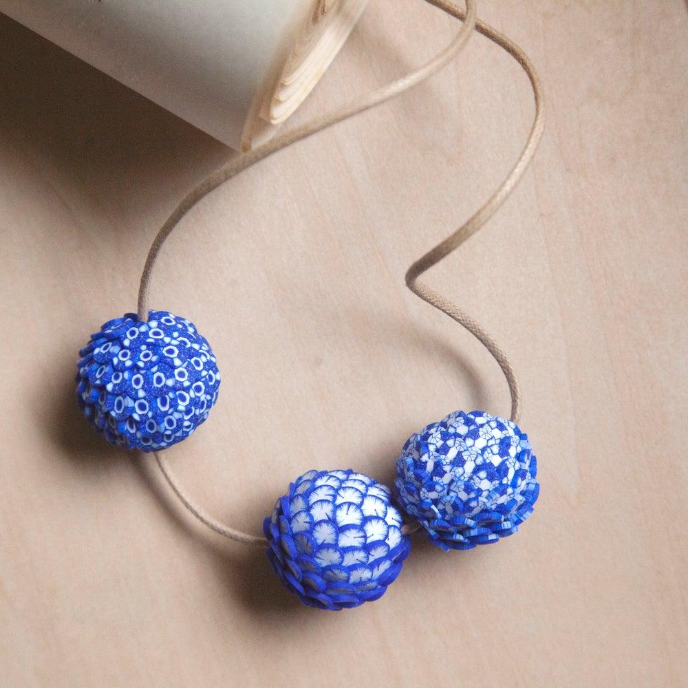 Image of China Blue VI Handmade Necklace