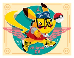 Image of Lightening Jay Pikachu by KWESTONE
