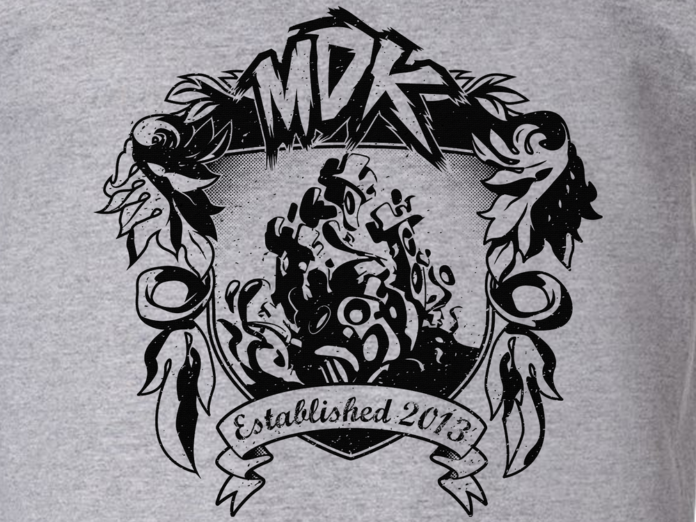 Image of MDK Est. 2013 Tank Top
