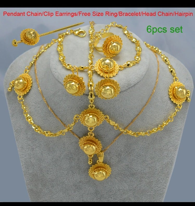 Image of Asmara Wedding Jewelry
