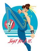 Image of Run SF Chun-li by KWESTONE