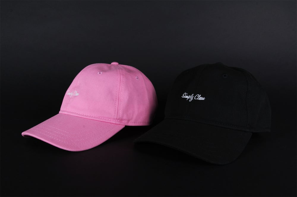 Image of Simply Clean Dad Hat