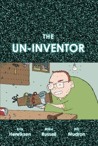 Image of 'The Un-Inventor' minicomic