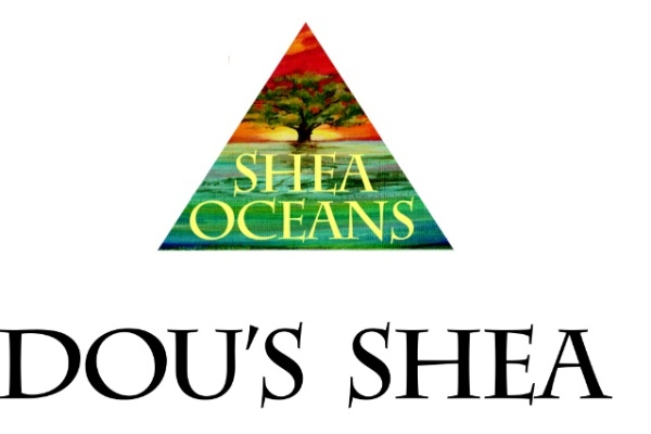 Image of Almond Vanilla Dou's Shea ('Flavor' Line) by Shea Oceans