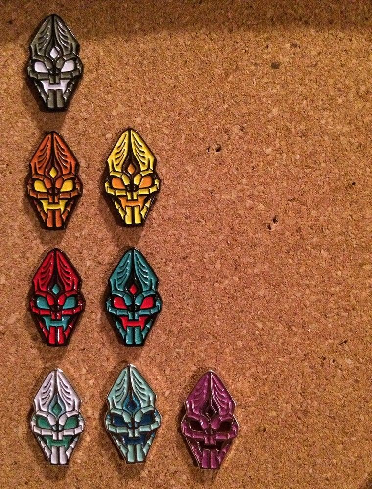 Image of Zuurnpins! (variations)