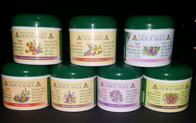 Image of Frankincense Dou's Shea ('Flavor' Line) by Shea Oceans