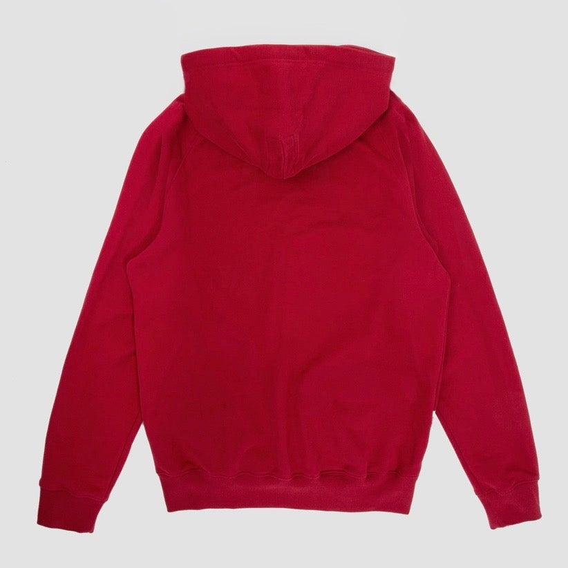 Image of Reebok X Garbstore OK 3M Hoody Red