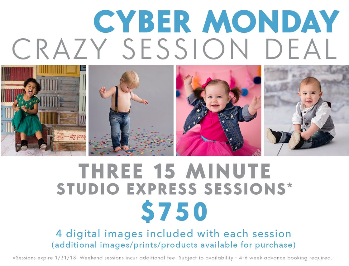 Image of CYBER MONDAY - SESSION DEAL