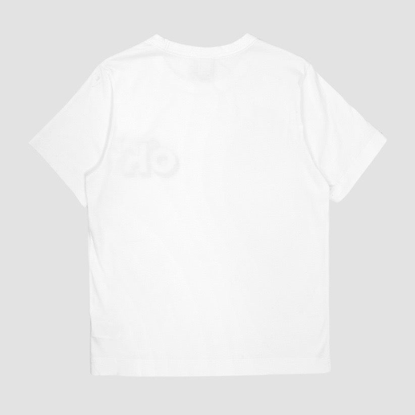 Image of Reebok X Garbstore OK 3D T-Shirt 3M White/Black