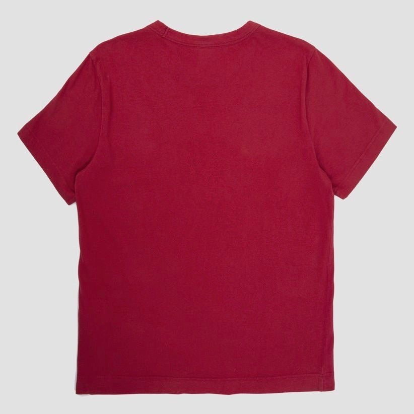 Image of Reebok X Garbstore OK 3D T-Shirt 3M Red/Blue