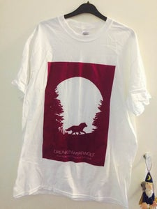Image of DrunkenWerewolf T-shirt