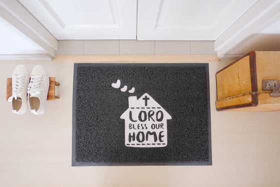 Image of A Blessed Home Mat
