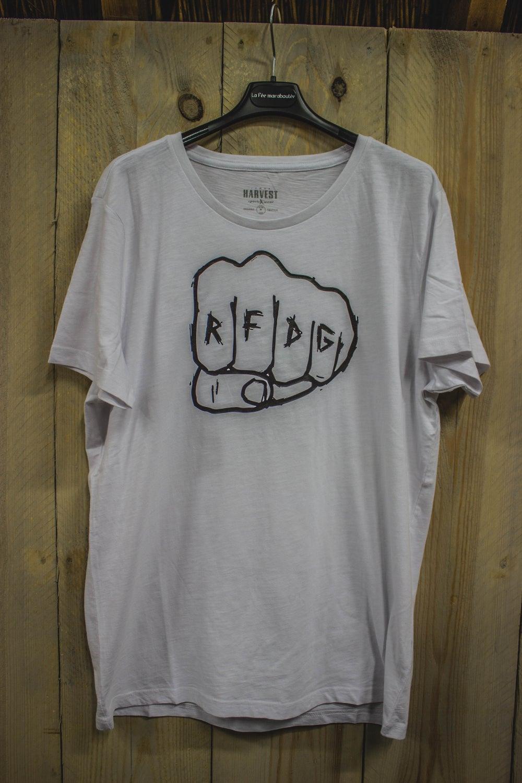 Image of Fist - Logo eco Tshirt v2