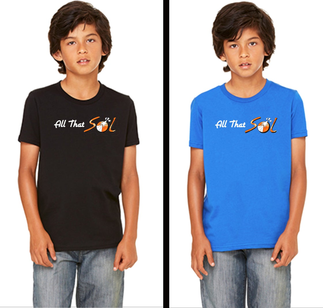 Image of SolForce Official T-Shirt: All That Sol