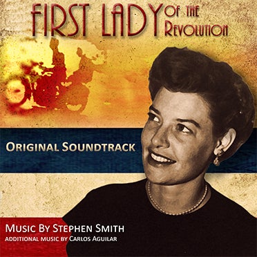 Image of First Lady of the Revolution (Original Soundtrack CD)
