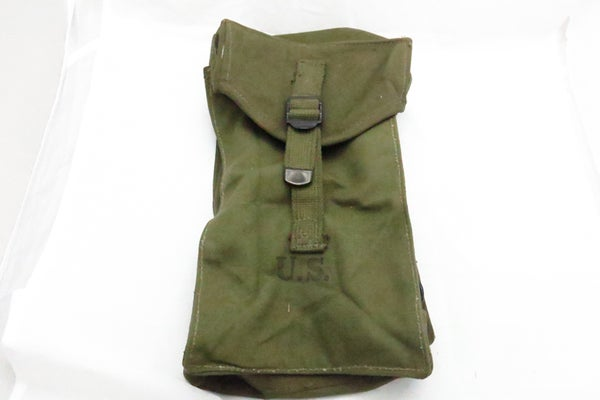 Image of WW2 US General Purpose Ammo Bag - OD-7 - 1944