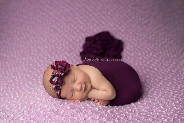 Image of Camilla in Purple
