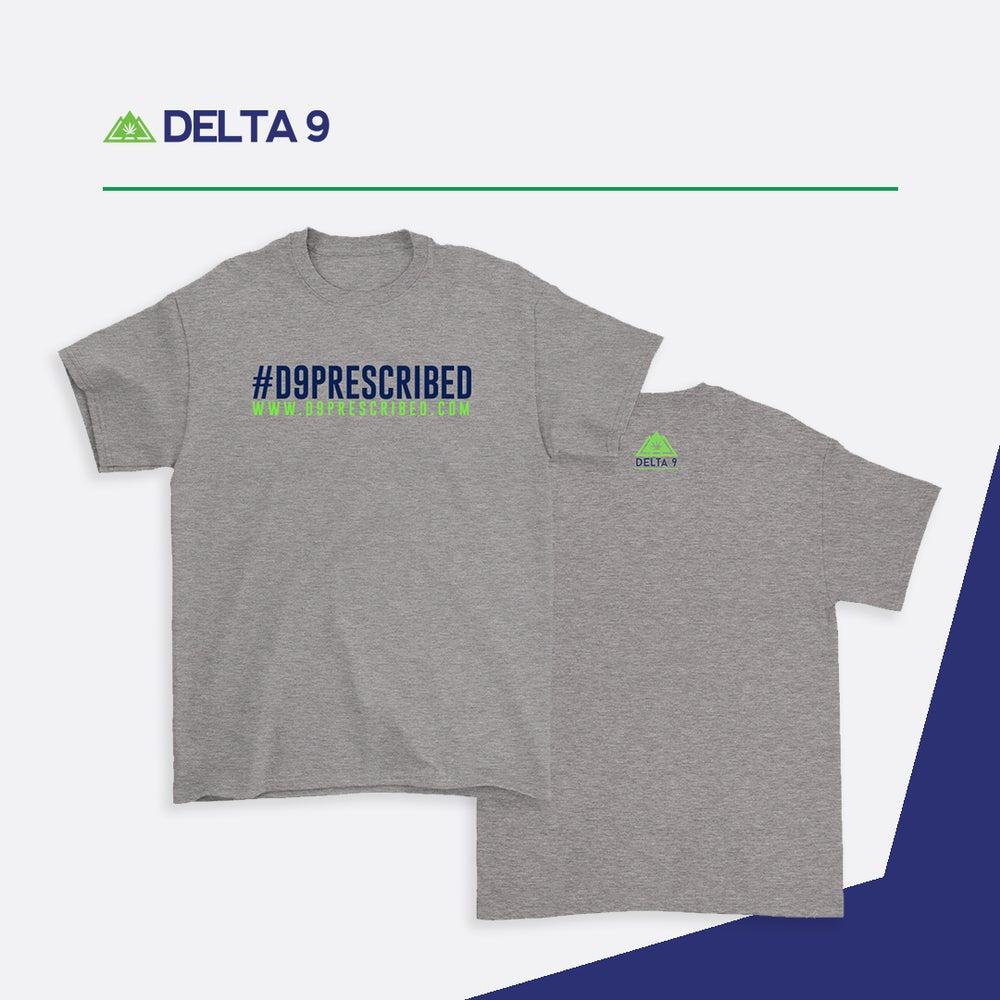 Image of Delta 9 #D9PRESCRIBED Shirt