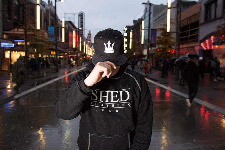 Image of Crown Snapback