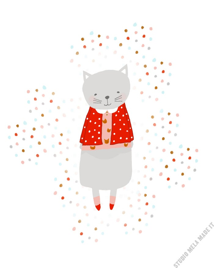 Image of Here Kitty Kitty