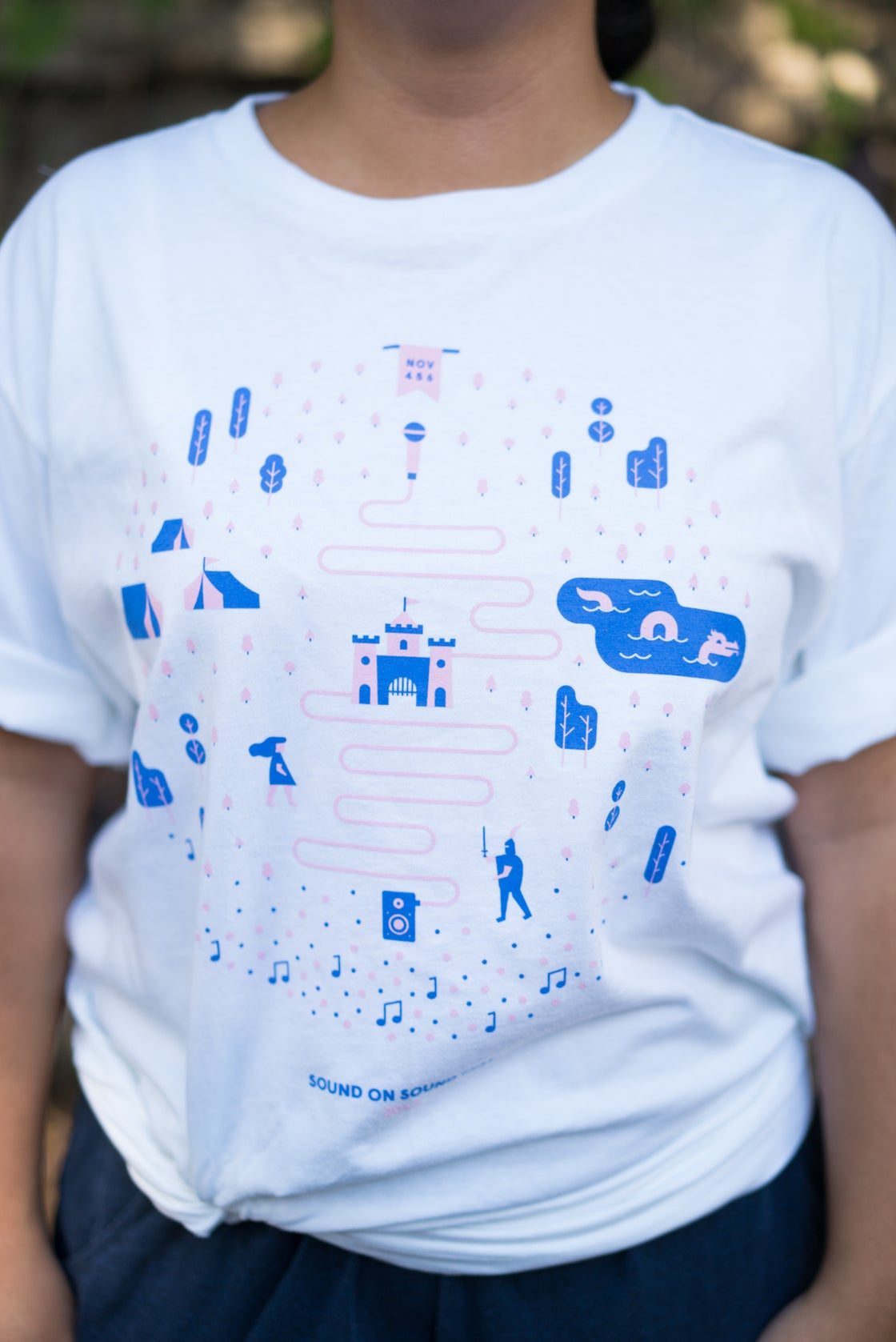 Image of Map T Shirt