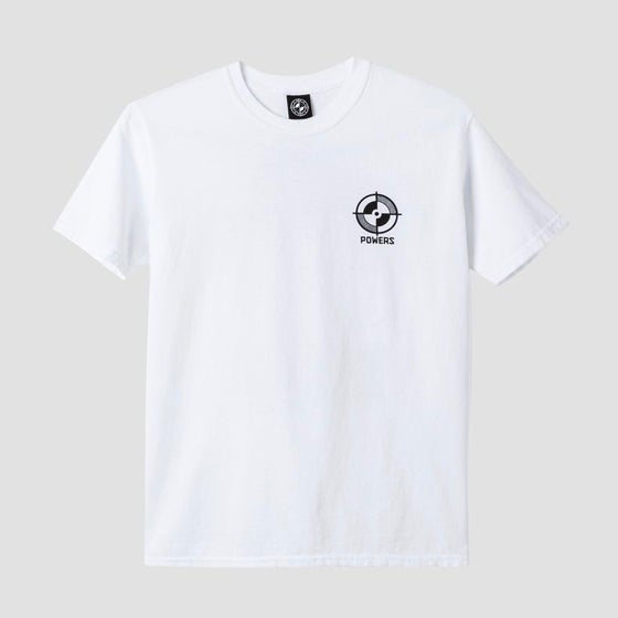 Image of Powers NC-17 T-Shirt White