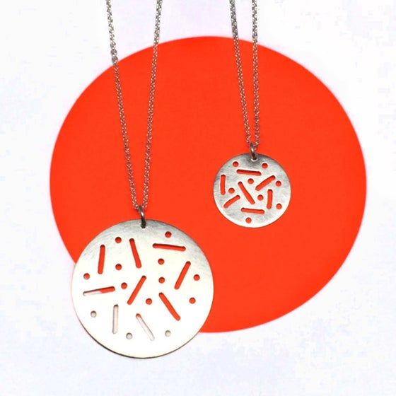 Image of Dot Dash Necklace