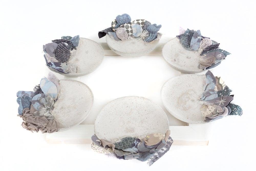 Image of Bloom - framed set of six bowls