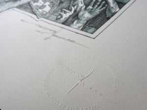 Image of GHOST 'Mummy Dust' limited handprint