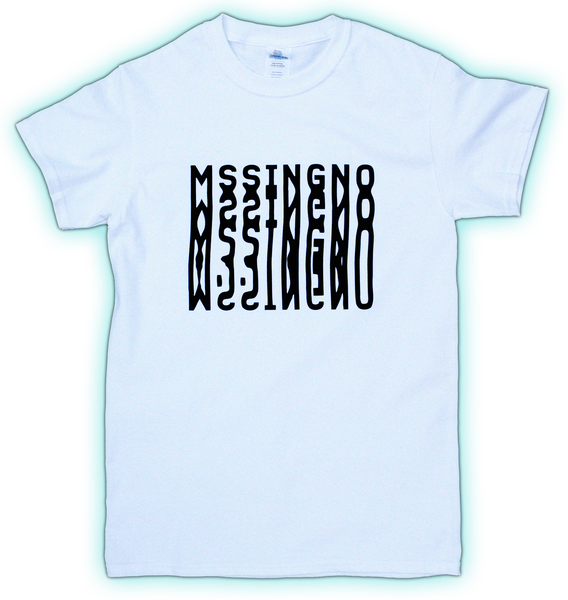 Image of MSSINGNO T-SHIRT WHITE