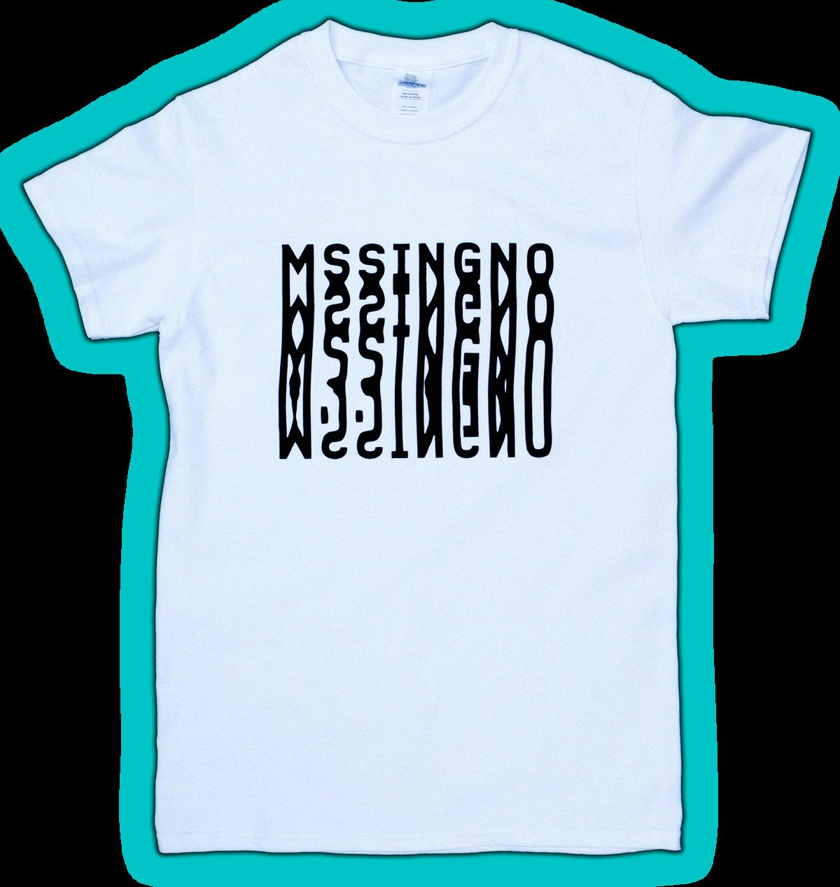 Image of MSSINGNO T-SHIRT WHITE