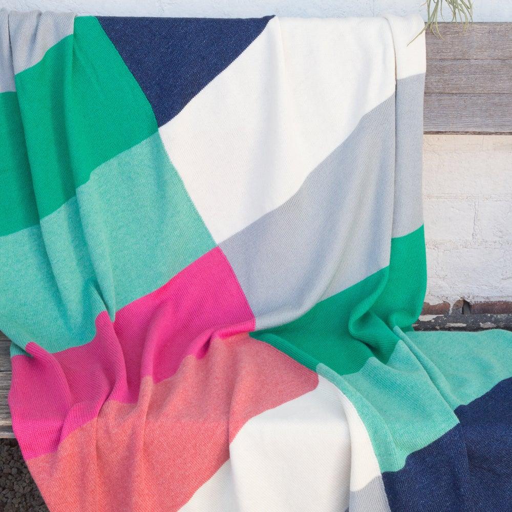 Image of Pop Craft Shawl/Blanket