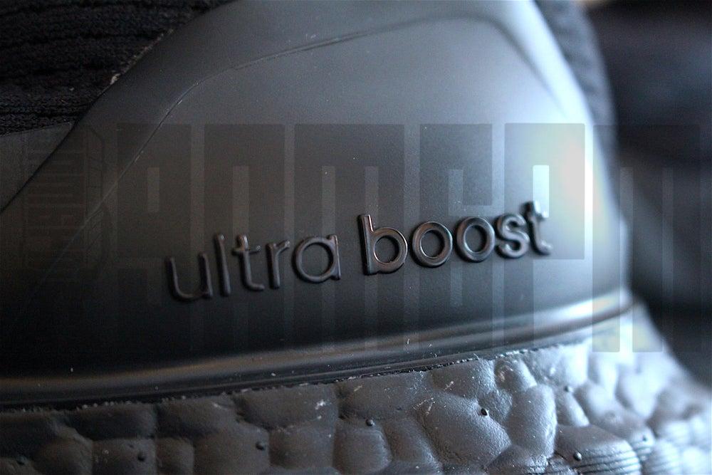 "Image of Adidas ULTRA BOOST LTD ""TRIPLE BLACK"""