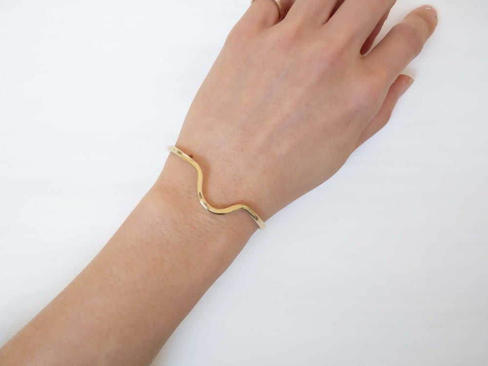 Image of Half moon cuff