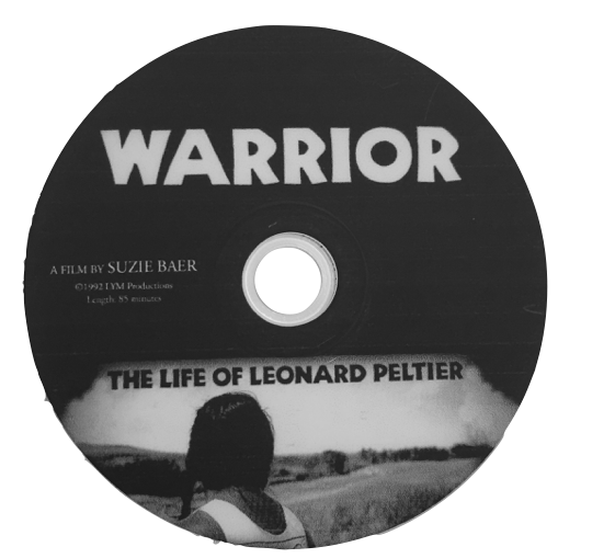 Image of DVD - Warrior The Life of Leonard Peltier