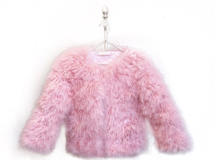 Image of Quebec Feather Coat