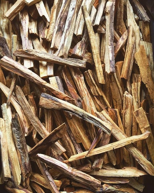 Image of Palo Santo incense blend