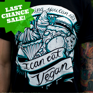 Image of Anything You Can Eat - Teal