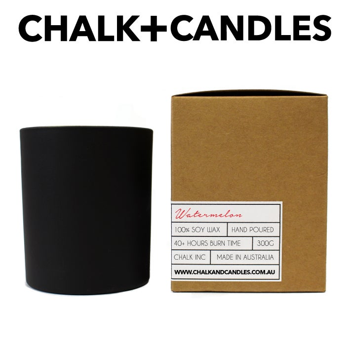 Image of CHALK AND CANDLES