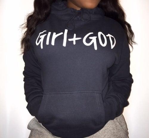 Image of Girl+GOD Hoodie