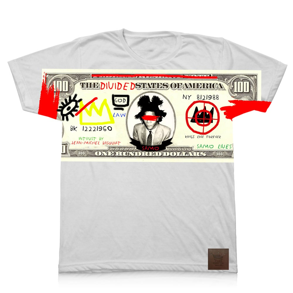 "Image of ""Basquiat Bucks"""