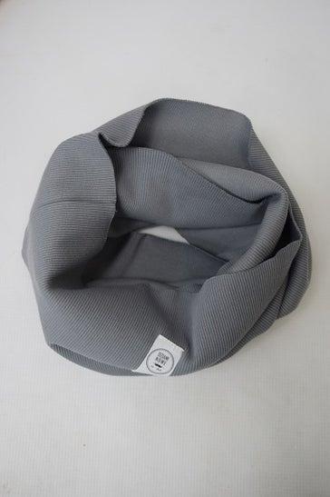Image of AW16/17 <> Col écharpe gris bébé garçon Dzianinowe