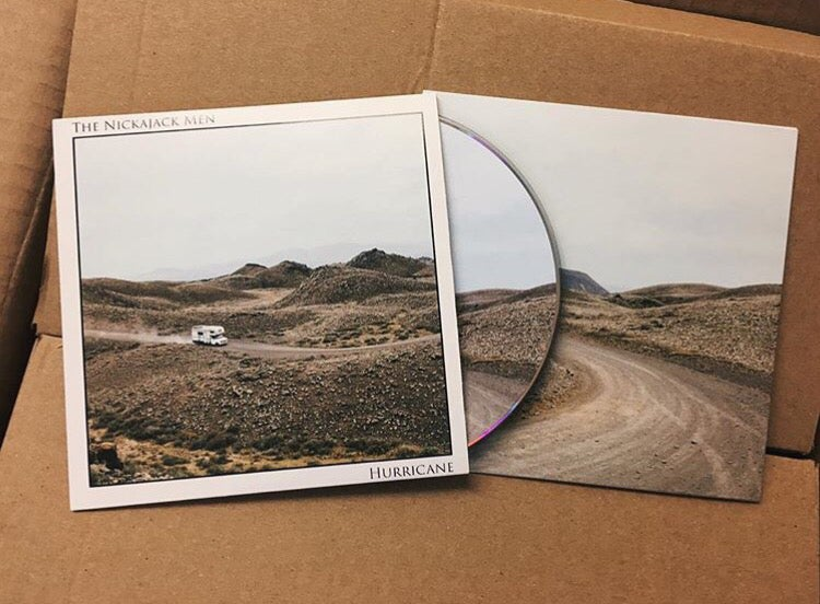 Image of Hurricane Single CD.