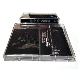 Image of BLOWN OUT 'New Cruiser' Cassette & MP3