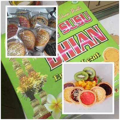 Image of Alamat Lengkap Pie Susu Dhian Di Bali