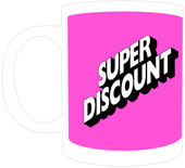 Image of Mug | Super Discount | Pink